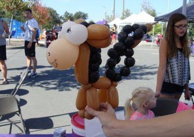 Balloon Horse
