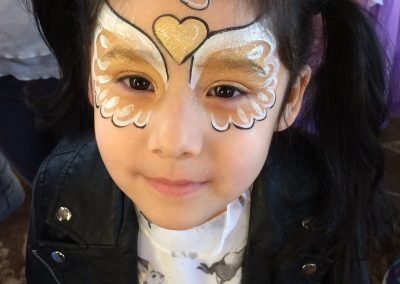 Angel Facepaint 2