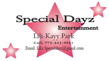 Specialdayz Entertainemt