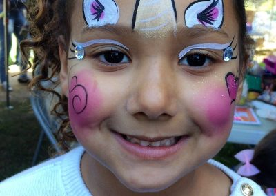 Unicorn Facepaint